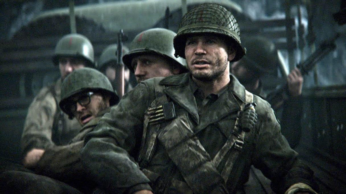 Call of Duty - żołnierze