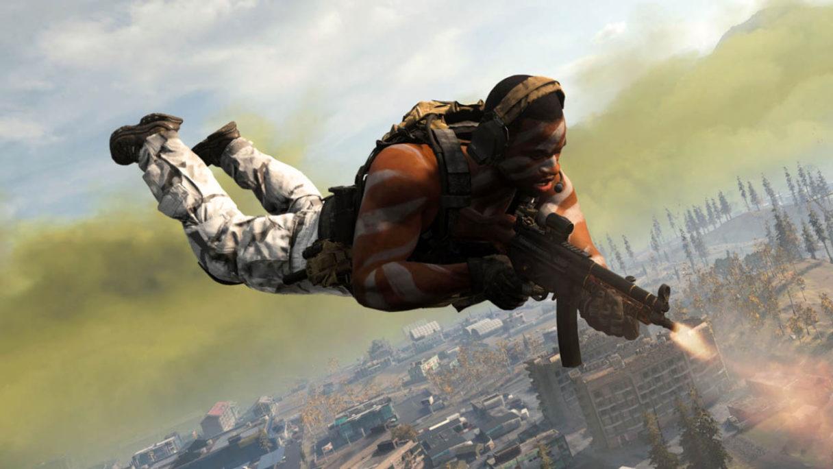 Call of Duty Warzone - zrzut ekranu
