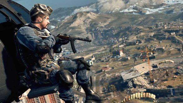 Call of Duty Warzone - zrzut ekranu z nowej mapy