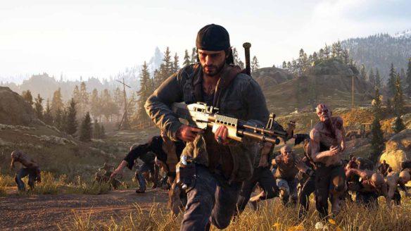 Days Gone - zrzut ekranu z gry