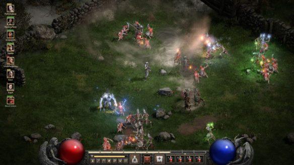 Diablo 2 na porównaniu z oryginalną wersją gry z roku 2000