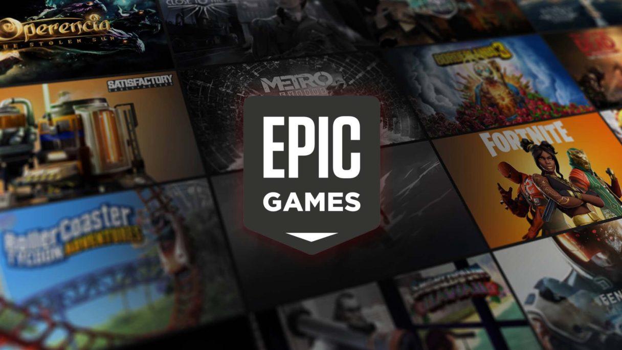 Epic Games - logo