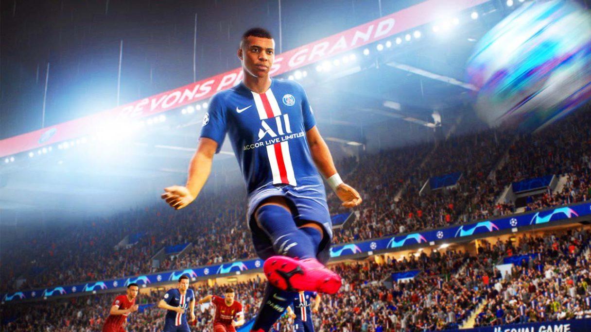 FIFA 21 - piłkarz