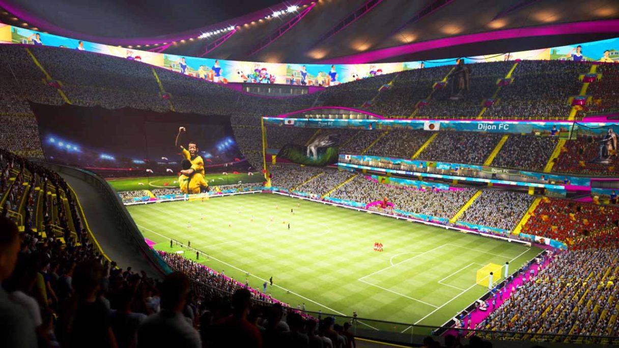 FIFA 21 - stadion