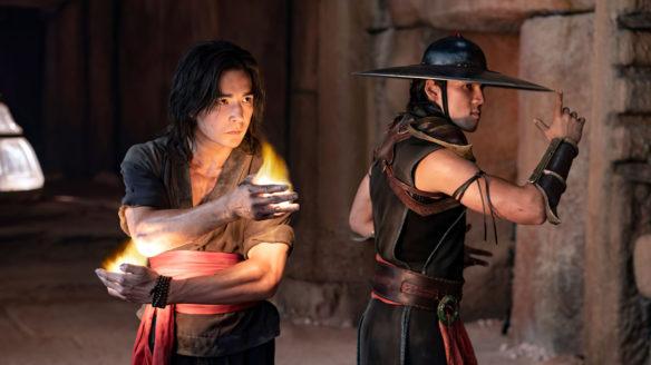 Film Mortal Kombat - postacie