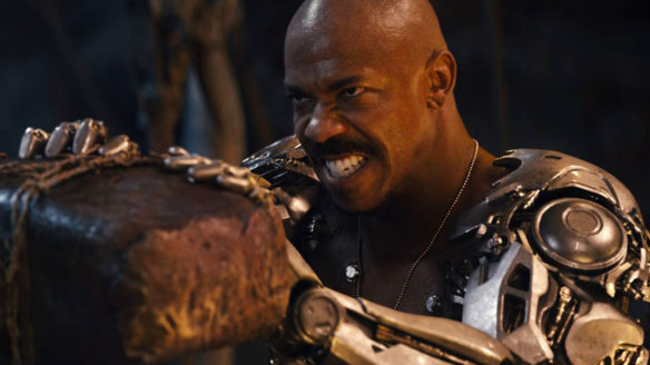 Film Mortal Kombat - Jax