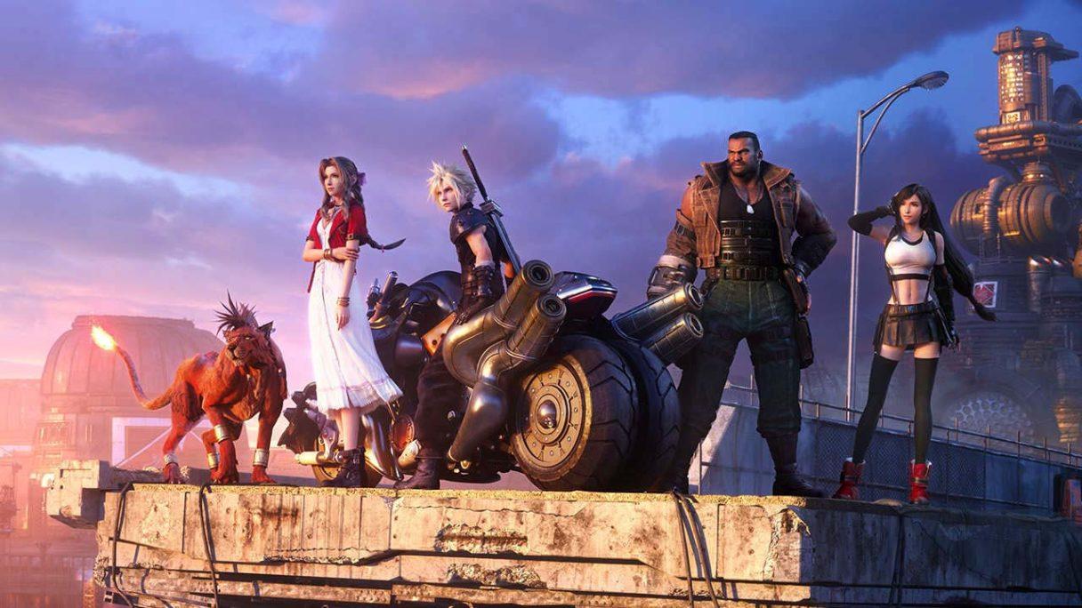 Final Fantasy VII Remake PG