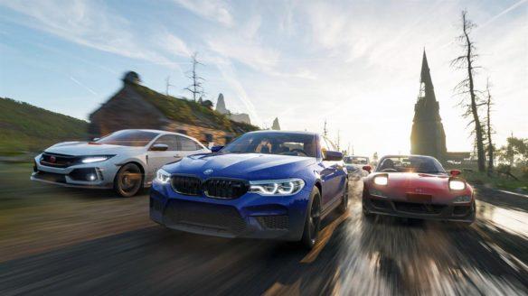 Forza Horizon 5 przeciek