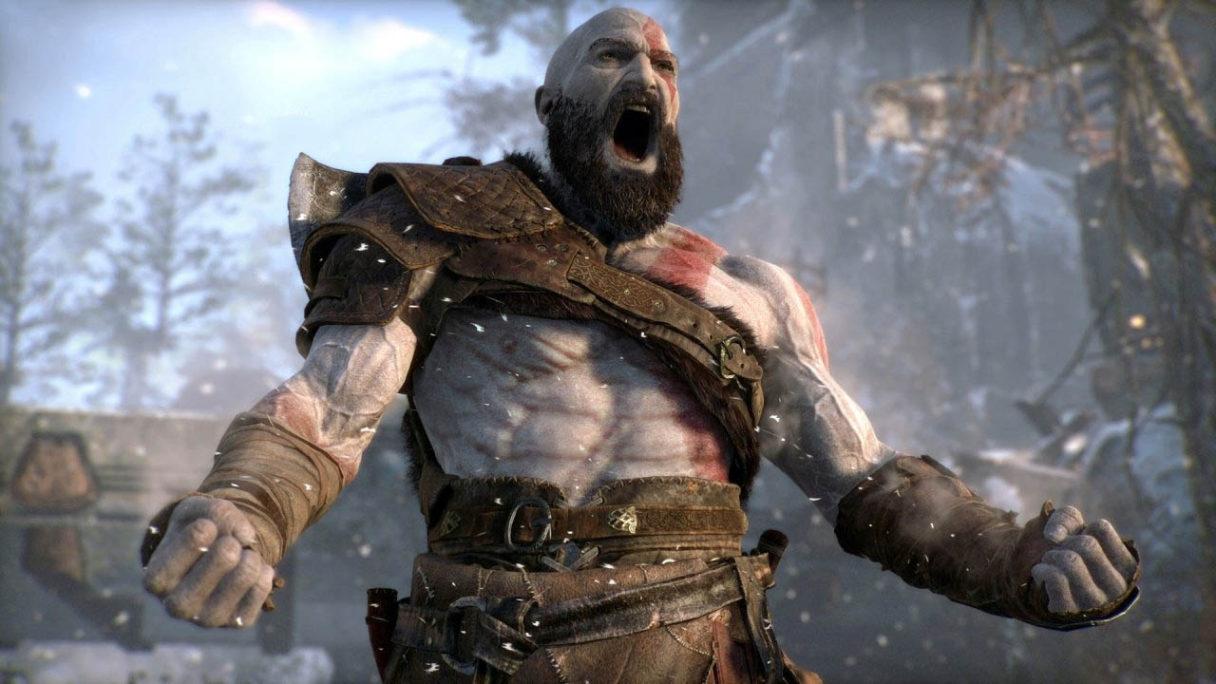 PS5 God of War