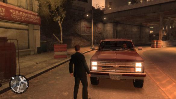 GTA 4 nowy mod z klasycznymi autami