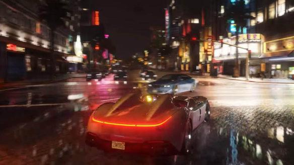 GTA V z modami - zrzut ekranu