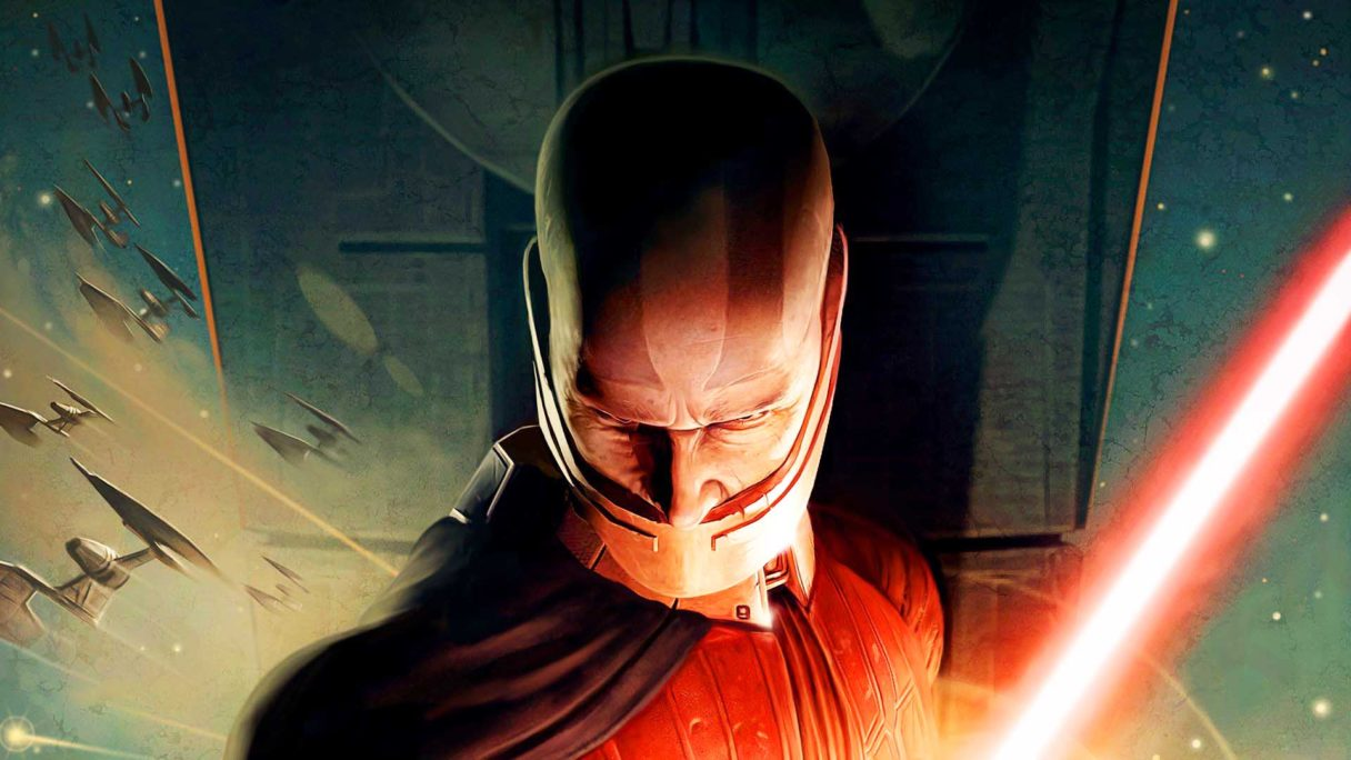 Remake Knights of the Old Republic - grafika