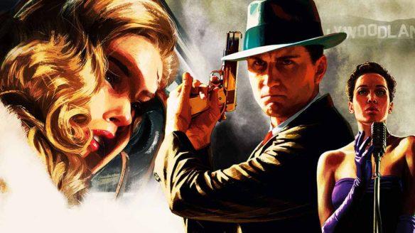 Rockstar Games L. A. Noire - grafika