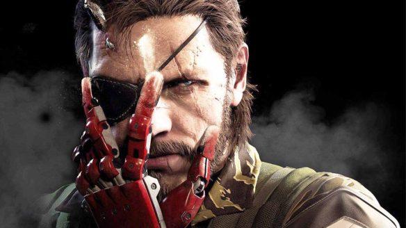 Hideo Kojima Metal Gear Solid V - Big Boss