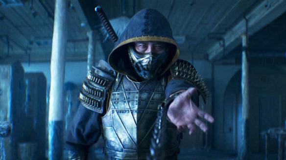 Mortal Kombat 2021 - film