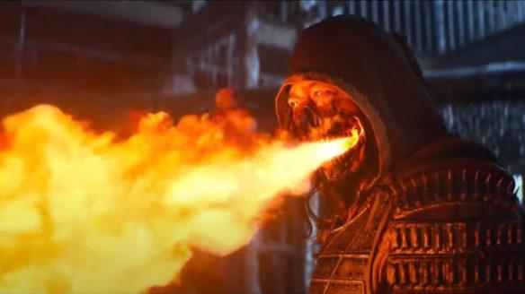 Fatality Scorpiona w najnowszym filmie Mortal Kombat