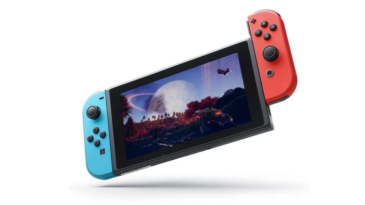 Nintendo Switch - konsola