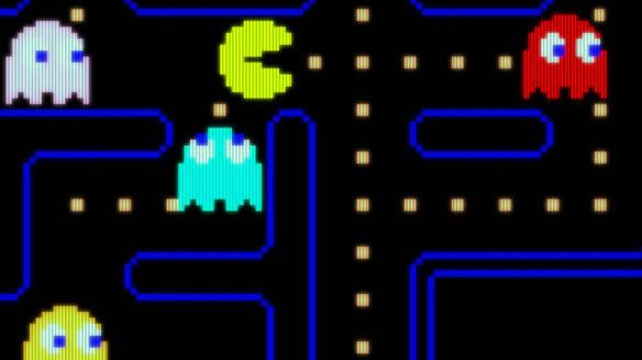 Pac-Man grafika