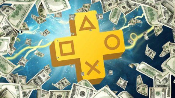 Logo PS Plus dostępne na PS4 i PS5 z ogromną ilością pieniędzy wokół