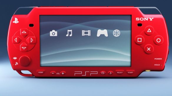 PS Store PSP