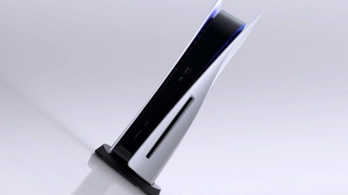 PS5 - zdjęcie konsoli - Project Eve