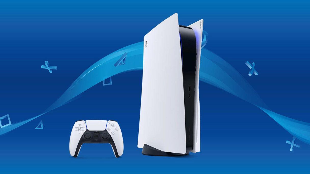 Aktualizacja PS5