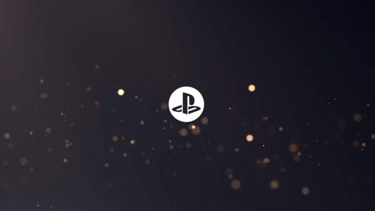 Aktualizacja PS5 - logo z interfejsu