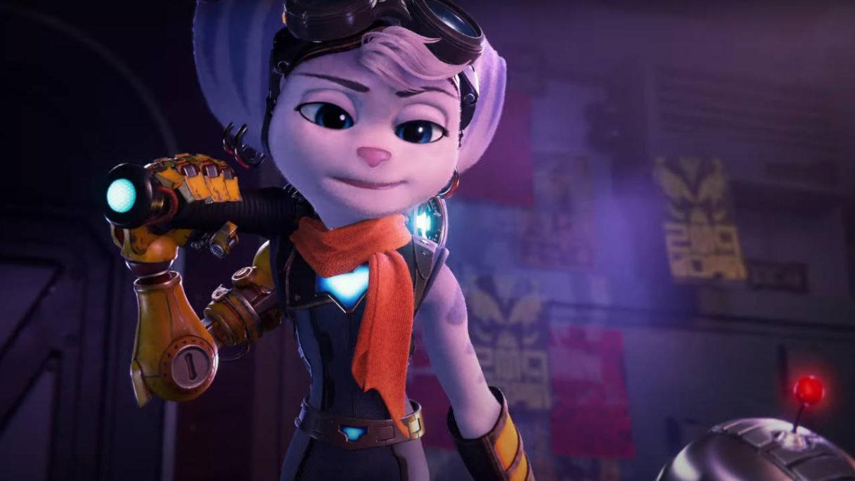 Rivet, czyli nowa postać z Ratchet & Clank: Rift Apart