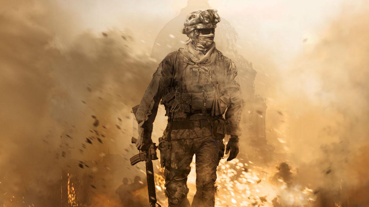 Remaster Call of Duty MW 2 - grafika