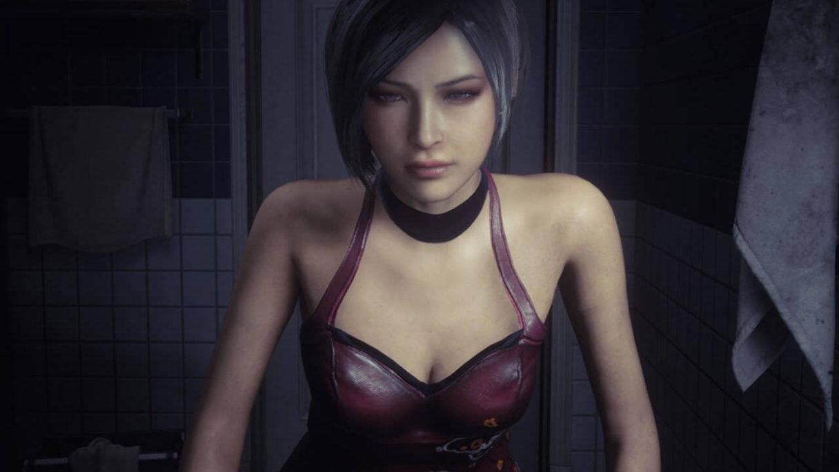 Ada Wong w Resident Evil 3 dzięki modyfikacji gry