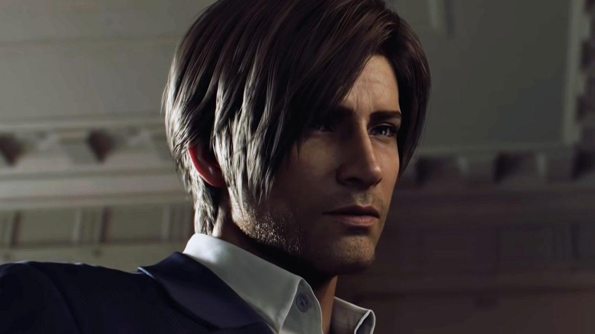 Resident Evil: Infinite Darkness - Leon Kennedy