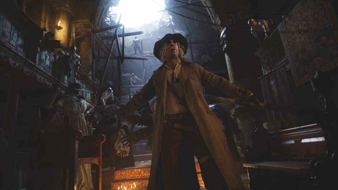 Karl Heisenberg z Resident Evil Village