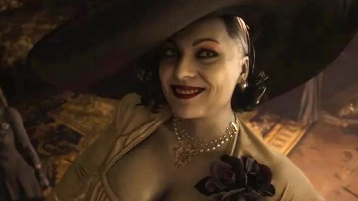Resident Evil Village - Alcina Dimitrescu