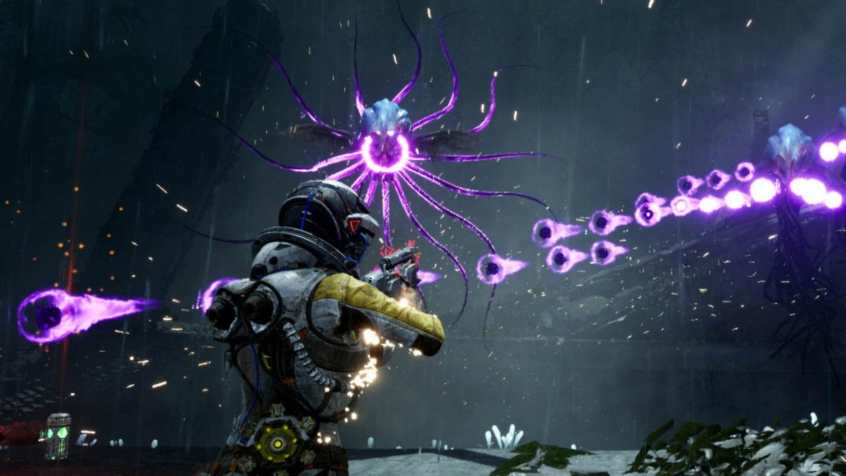 Returnal - screenshot z gry