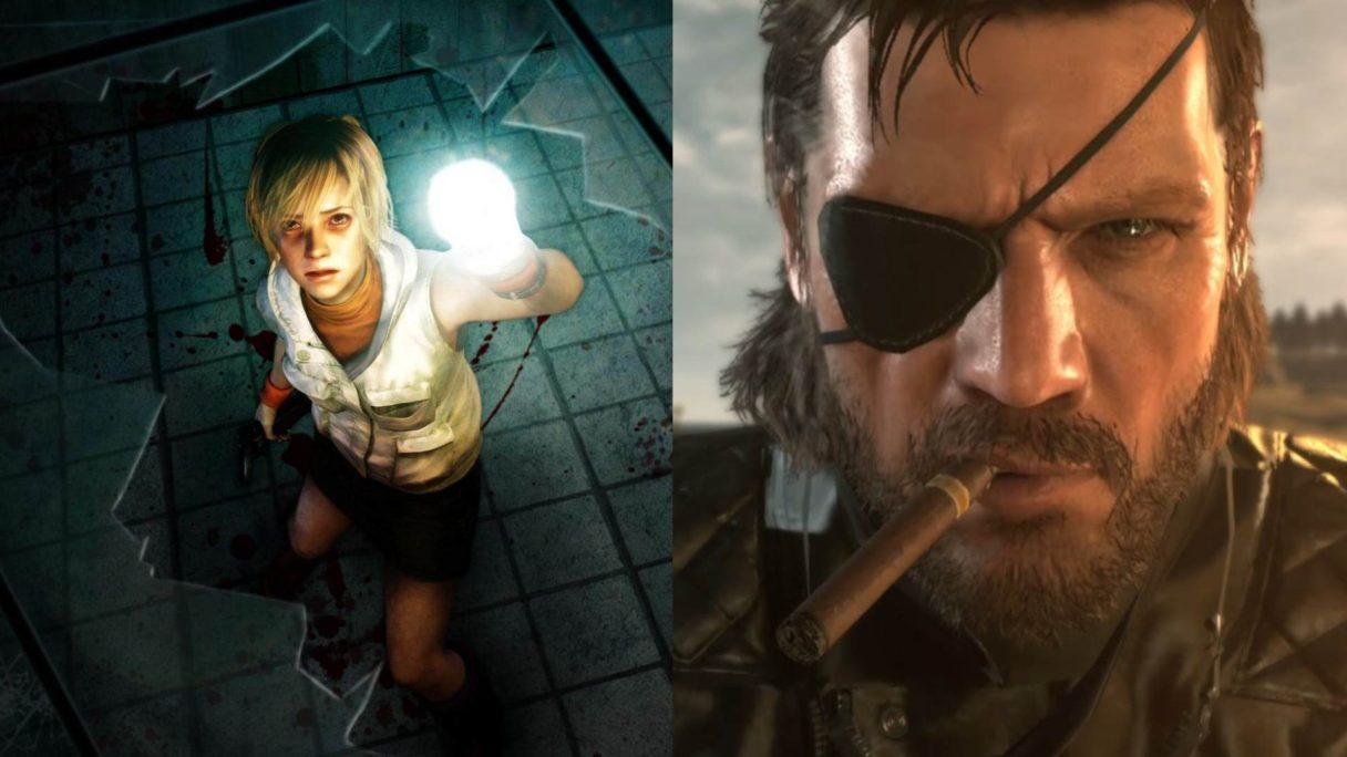Silent Hill i Metal Gear Solid