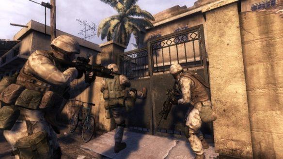 Six Days In Fallujah było tworzone przez Sony Santa Monica