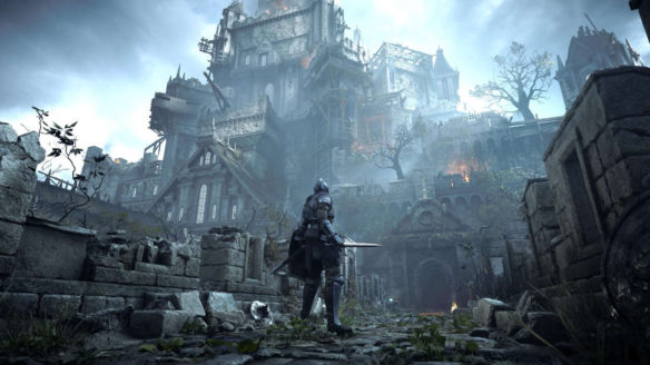 Sony opatentowalo ai - kadr z Demon's Souls
