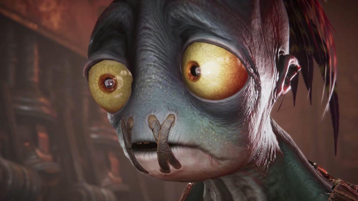 Oddworld: Soulstorm Abe