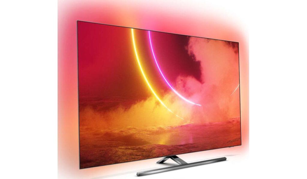 Telewizor PHILIPS OLED 55OLED855/12