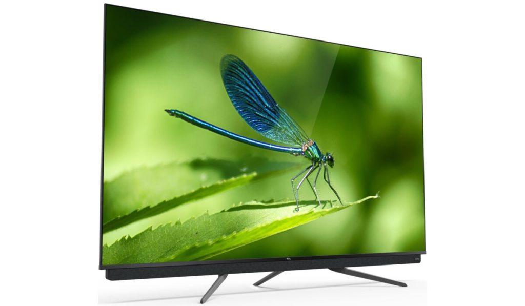 Telewizor TCL QLED 55C815