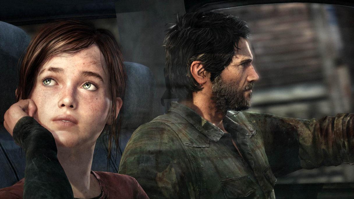 Serial i gra The Last of Us - Joel i Ellie