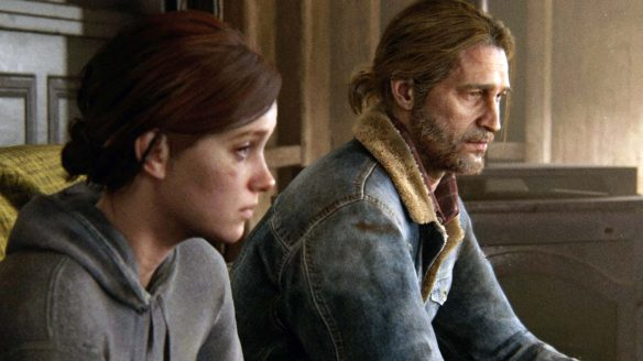 The Last of Us - Tommy i Ellie