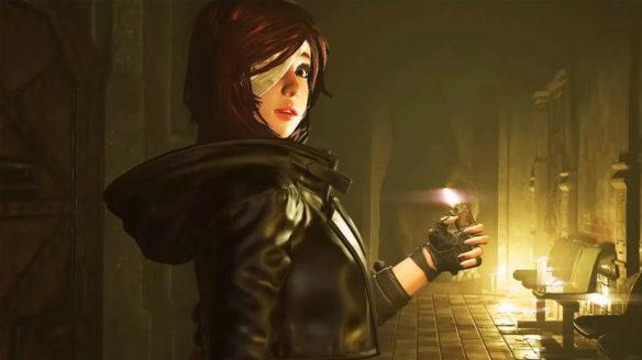 Tormented Souls - protagonistka