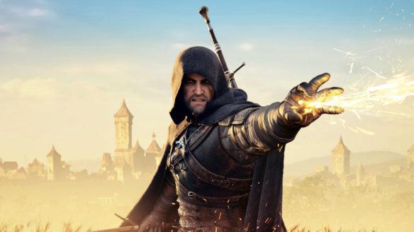 Wiedźmin 3 - Geralt z Rivii
