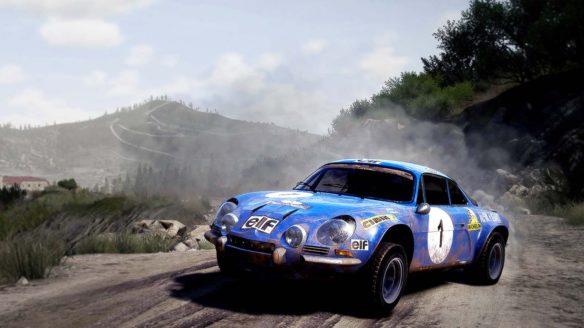 WRC 10 - zrzut ekranu