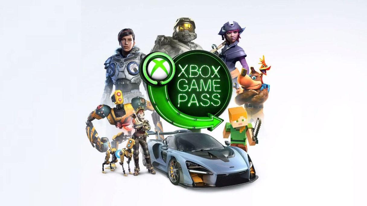 Xbox Game Pass - logo