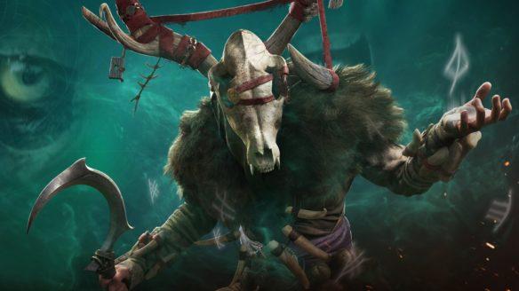 Assassin's Creed Valhalla, potwór jak z gry Wiedźmin