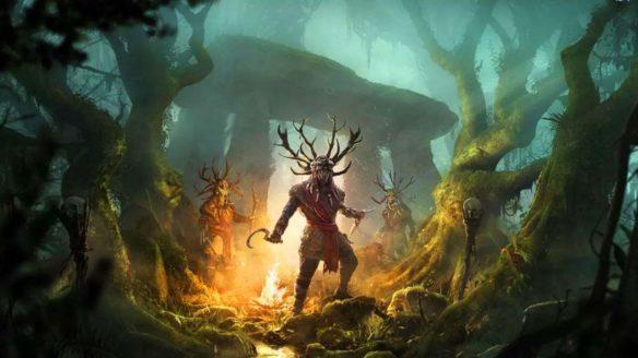 Assassin's Creed Valhalla Gniew Druidów - grafika