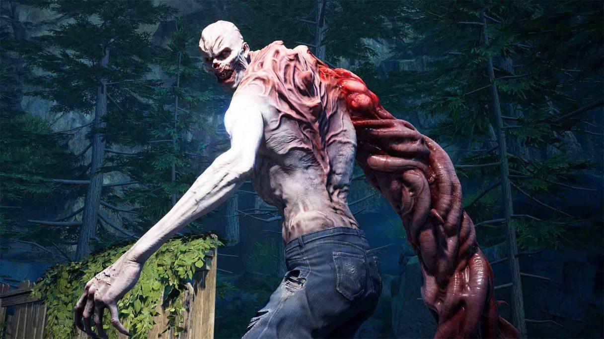 Back 4 Blood - potwór