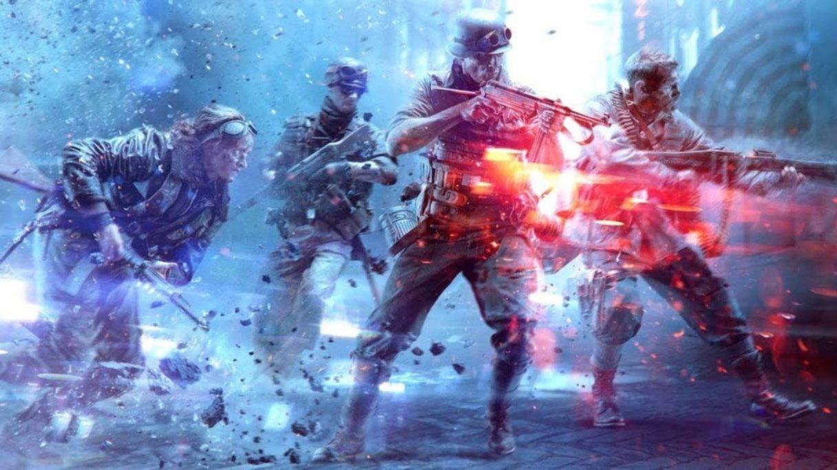 Battlefield 6 5 - żołnierze